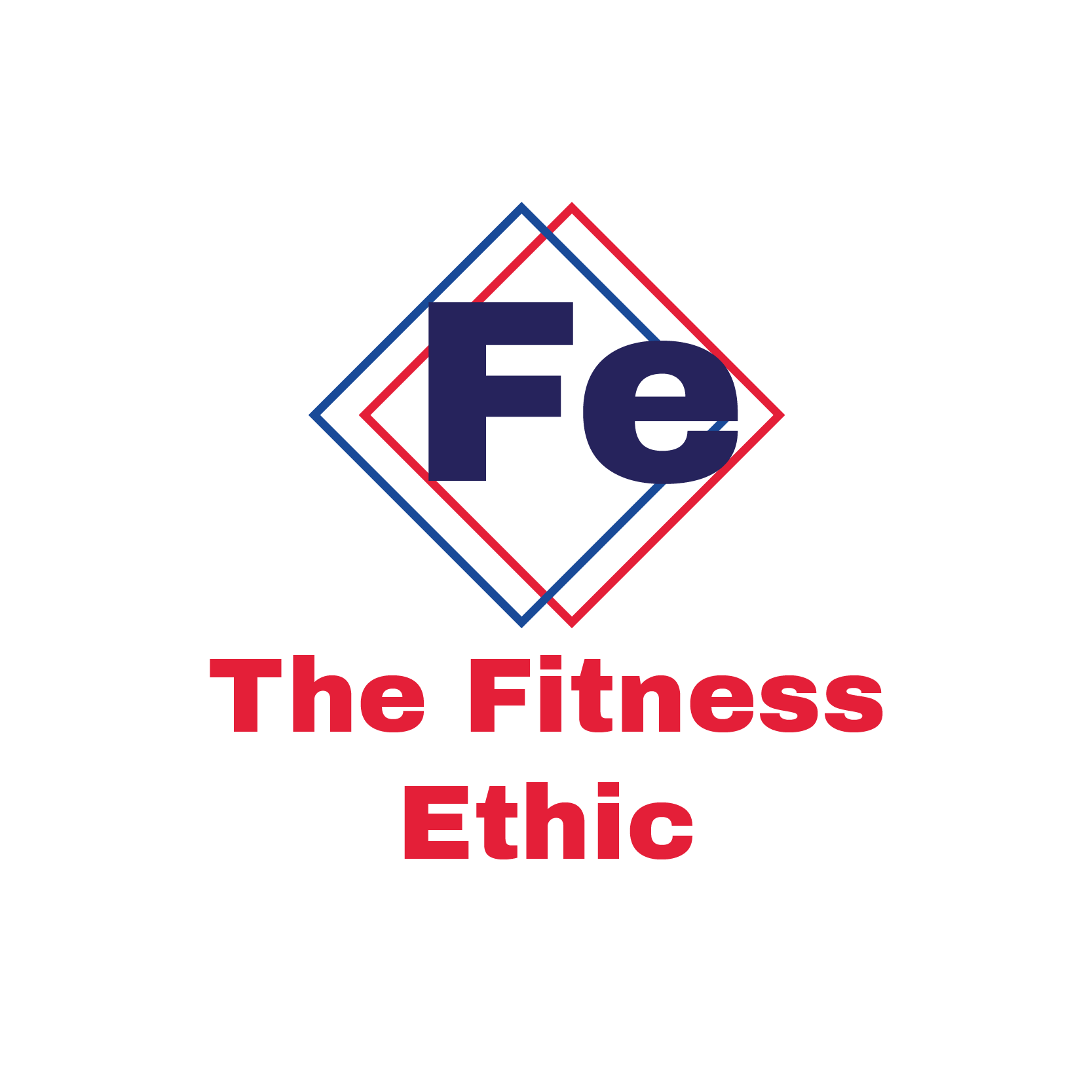 The Fitness Ethic Main Logo FINAL Transparent